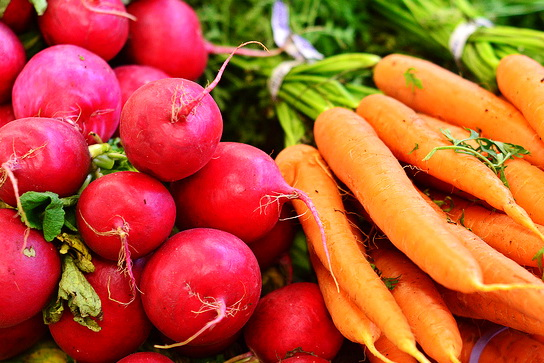 carrot beetroot